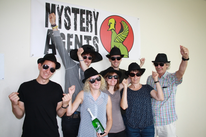 Neuer Raumrekord der Mystery Agents - Live Escape Games in Recklinghausen
