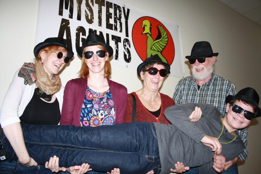 Mystery Agents Team Oktober (1)