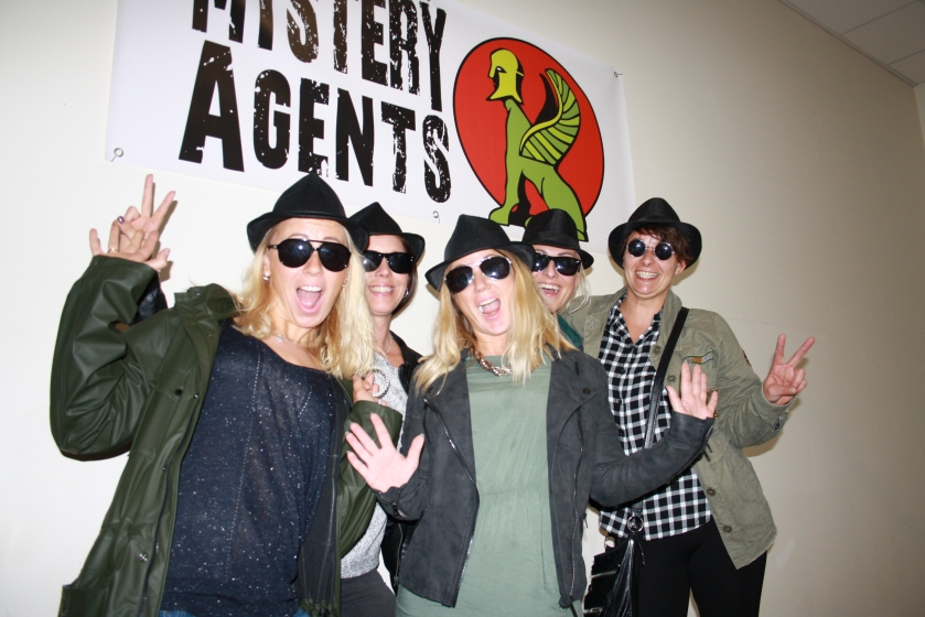 Mystery Agents Team September (6)